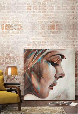 Декоративно пано за стена - G1010 (100x100)