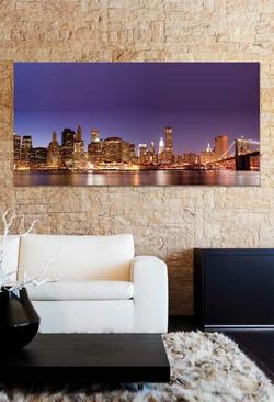 Декоративно пано за стена - G1164 (140x70)