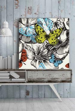 Декоративно пано за стена - G1280 (100x100)