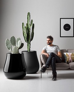 дизайнерска кашпа за цветя /саксия DROP design Emmanuel Babled