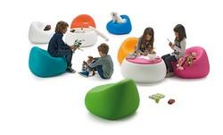 фотьойли за деца -70/64/49 см Н MADE IN ITALY design Alberto Brogliato