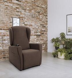 ALMA кресло с наклон на пред и релакс механизъм